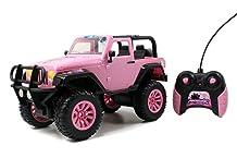Jada Girlmazing Jeep Wrangler