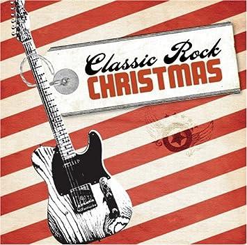 Rock Christmas Music.Classic Rock Christmas
