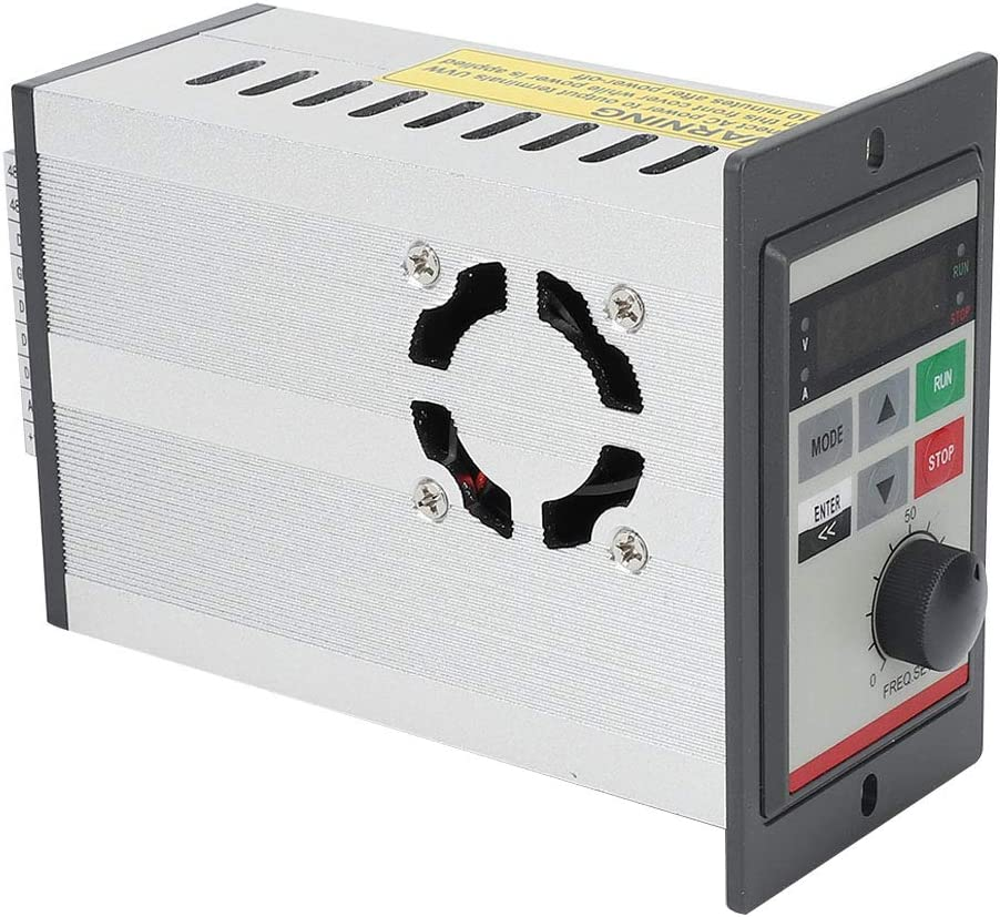Roadiress Small Frequency Inverter 0.75KW Single Phase 220V Micro Frequency Converter