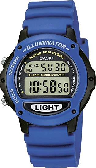 Casio Collection Reloj digital para niños Con Iluminación: Amazon.es: Relojes