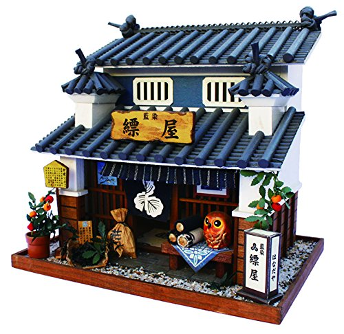 Aizen shop 8615 of Billy handmade Dollhouse Kit Road series Muya Road Wakimachi (japan import)