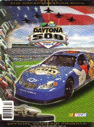 Daytona 500 (Official Souvenir Program, February 15, 2004)