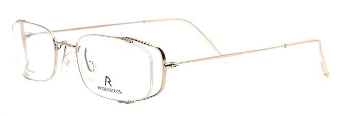 Rodenstock - Monture de lunettes - Femme or doré Small  Amazon.fr ... 7775be79700b