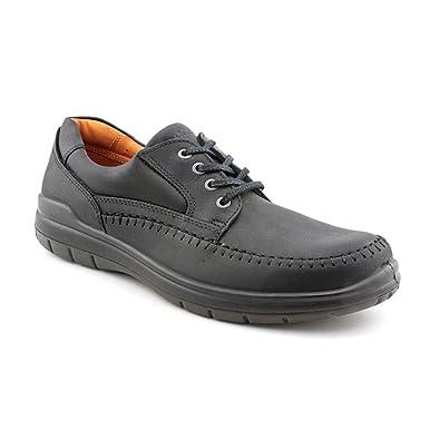 authorized site arrives retail prices Ecco Seawalker Men Black OxfordUS 7 UK 6.5: Amazon.co.uk ...