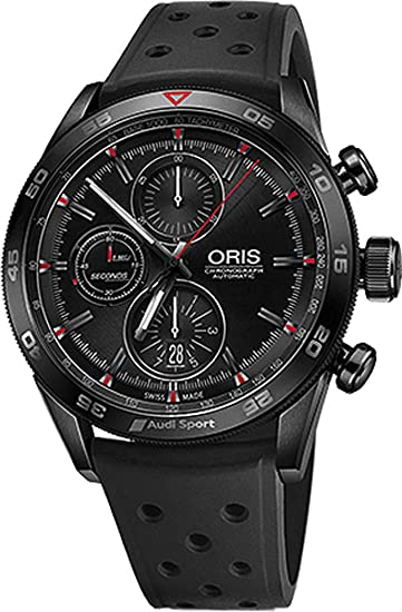 Oris Audi Sport hombre reloj 77476617784rs