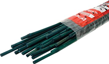 Amazoncom Bond 425 Bamboo Stake 4 feet 25 pack Garden
