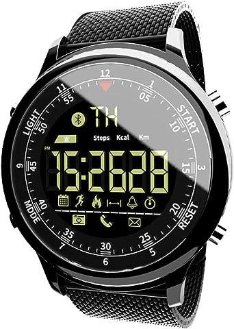 Reloj Inteligente inalámbrico de 1.1 Pulgadas Reloj Deportivo ...