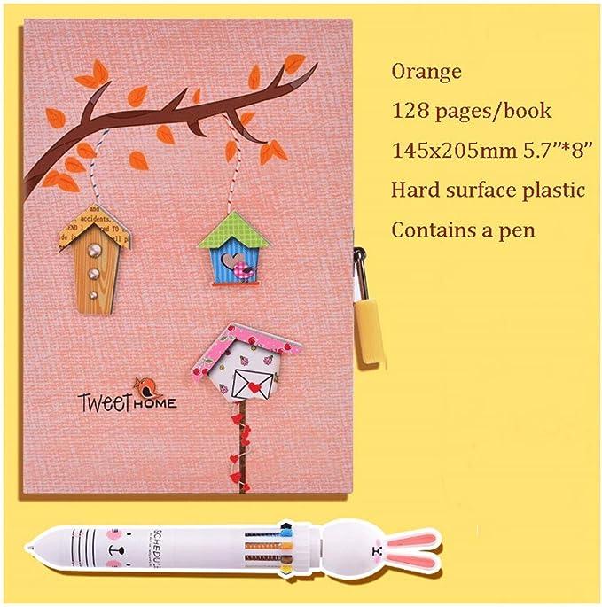 Kaikai Cuadernos Bloc de Notas Libro Combinación Diario