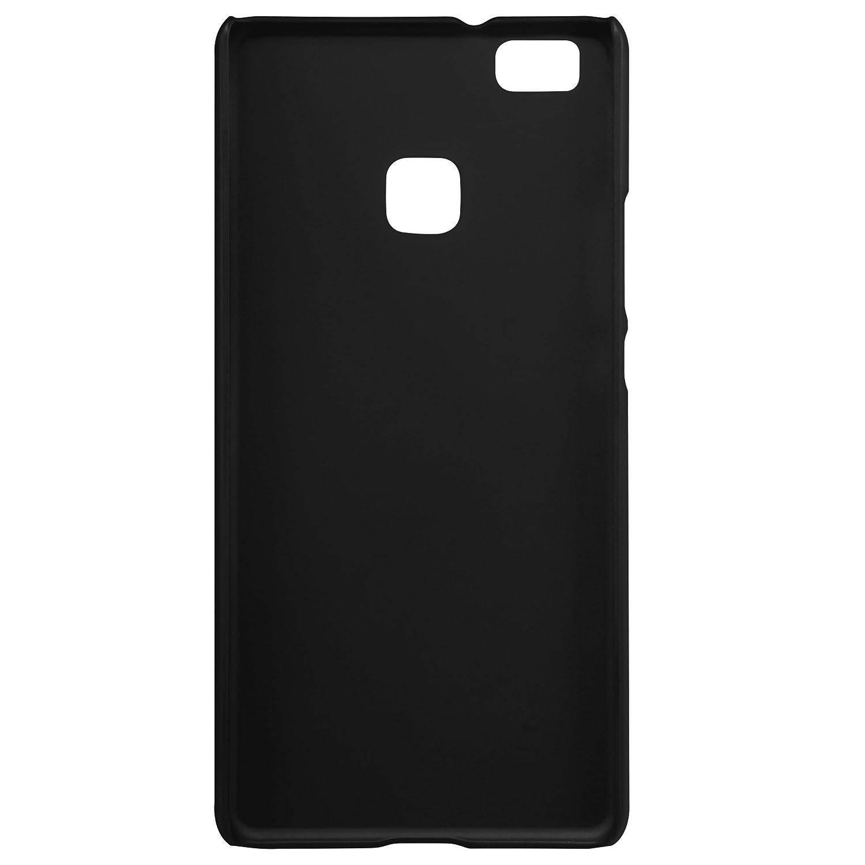 [Accessories Expert] Huawei P9 Lite Hülle Nillkin Frosted Tasche Ultra dünne Matt Hart Schutzhülle mit Displayschutz Folie für Huawei P9 Lite Kleinpaket