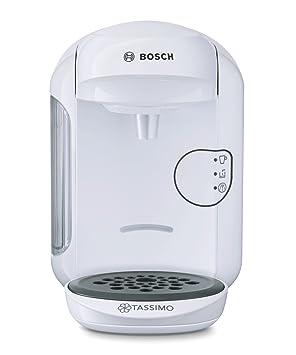 Tassimo by Bosch Tassimo Vivy Tas1404Gb - Máquina multibebidas (1300 W, 0,7 L), color blanco: Amazon.es: Hogar