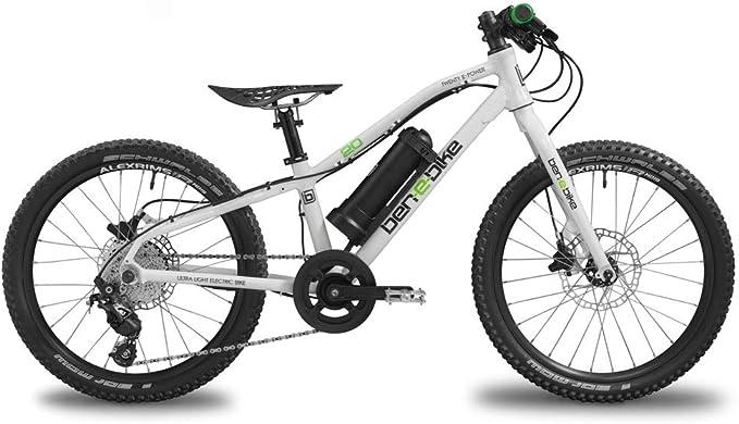 ben-e-bike Twenty E-Power 2020 - Bicicleta eléctrica para niños ...