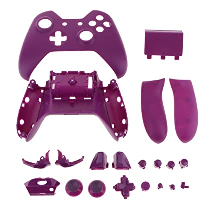 Amazon.com: SM SunniMix - Carcasa para Microsoft Xbox One ...
