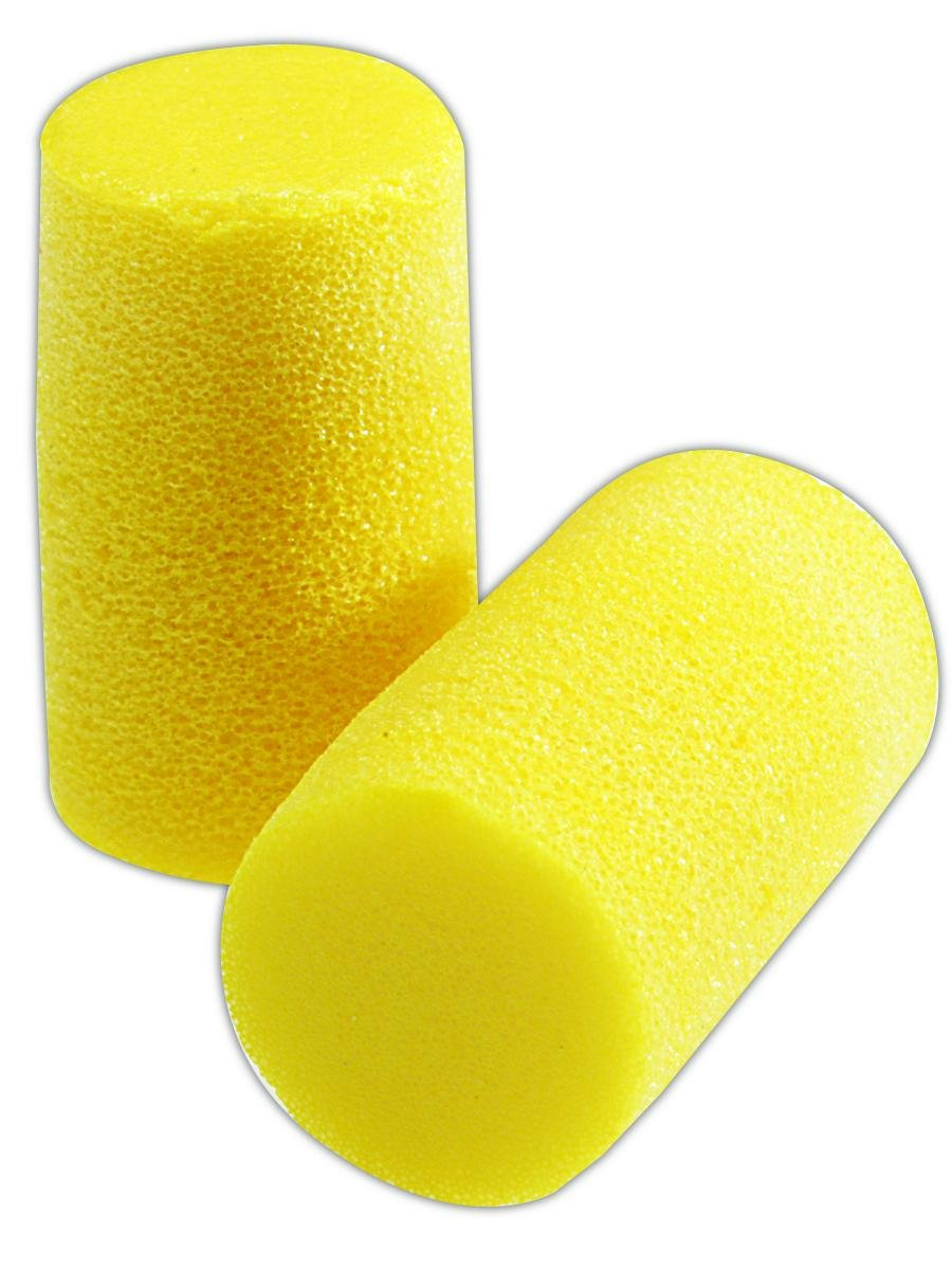 310-1101 Classic Plus Disposable Foam Uncorded Earplugs by 3M