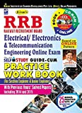 Railway Exams Electrical/Electronics & Telecommunication Engineering Self Study Guide-cum-Practice Work Book with CD - 1869