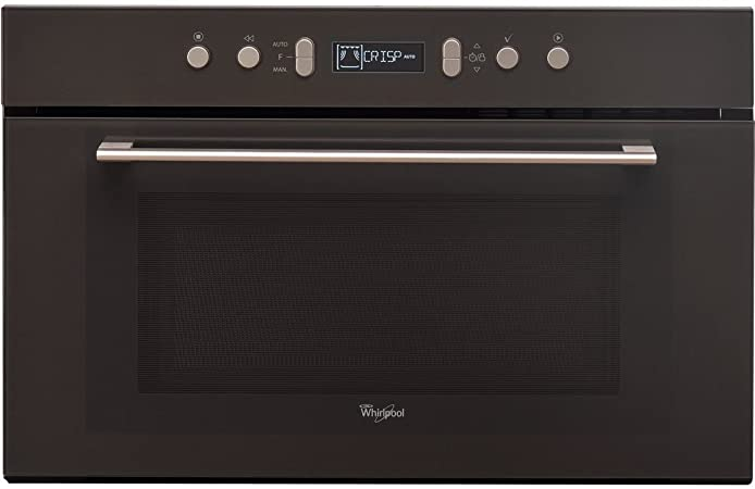 Whirlpool AMW 735//AN Incasso 31Liter 1000W forno a microonde
