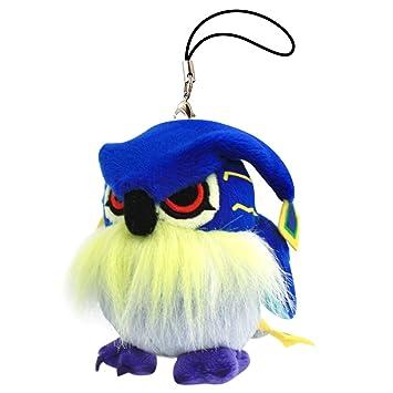juguete Monster Hunter cross Hororohoruru monstruo mini-mascota de peluche: Amazon.es: Juguetes y juegos