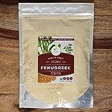 1 lb LiveWell Imports Organic Fenugreek Seed Powder USDA Certified Organic Non GMO (16 oz)