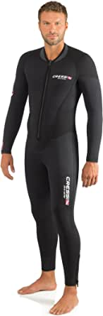 Cressi Endurance Man Monopiece Wetsuit Traje monopieza sin Capucha en Neopreno de 5mm, Men's