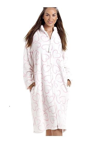 Delicieux Camille   Peignoir   Femme Blanc Weiß   Blanc   46: Amazon.fr: Vêtements Et  Accessoires