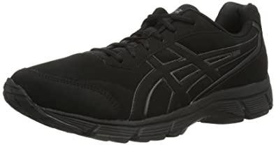 Asics GEL-MISSION, Damen Walkingschuhe, Schwarz (BLACK/ONYX/CHARCOAL 9099