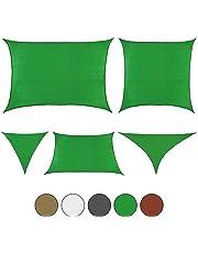 BB Sport Voile d'ombrage Toile en Tailles et Couleurs différentes taud de Soleil