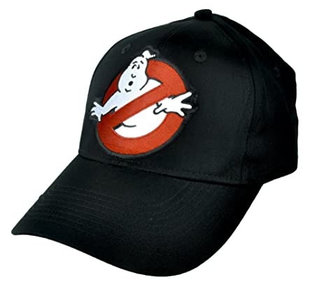 34f1ec62bf843 Ghostbusters Hat Baseball Cap Alternative Clothing No Ghosts at Amazon  Men s Clothing store