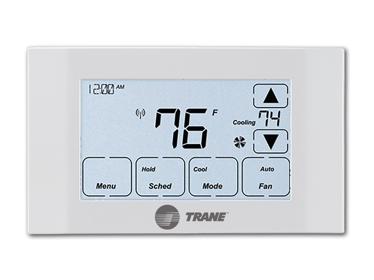 Trane Thermostat Z Wave Works With Alexa Weathertron Wiring