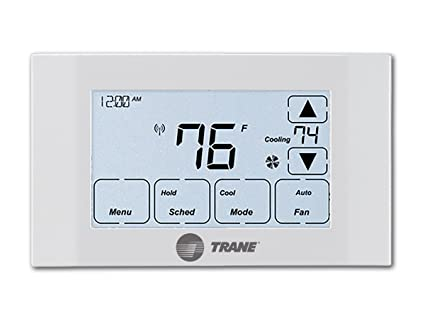 TRANE Thermostat, Z-Wave, Works with Alexa - - Amazon.com
