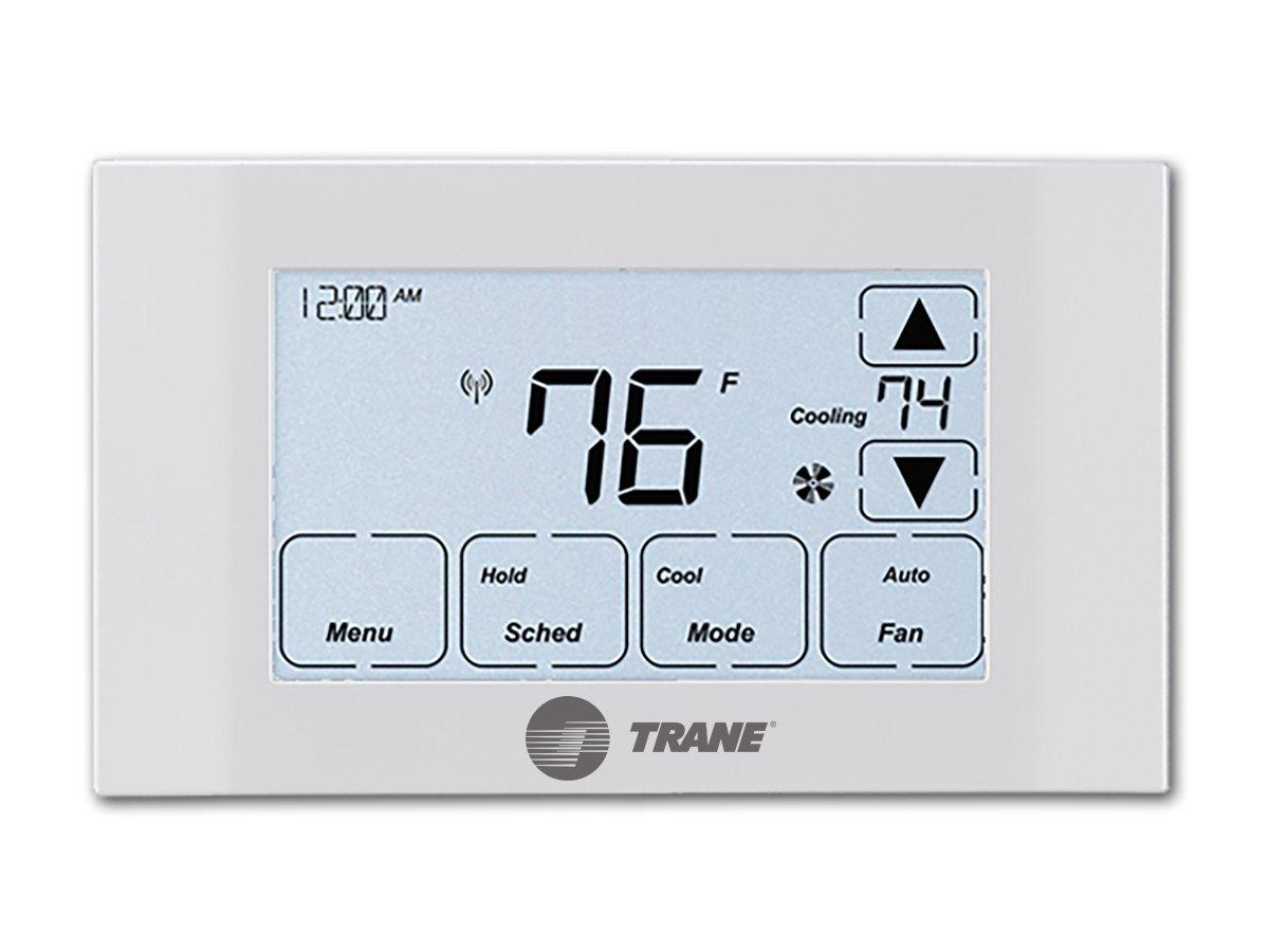 TRANE Thermostat, Z-Wave, Works with Amazon Alexa