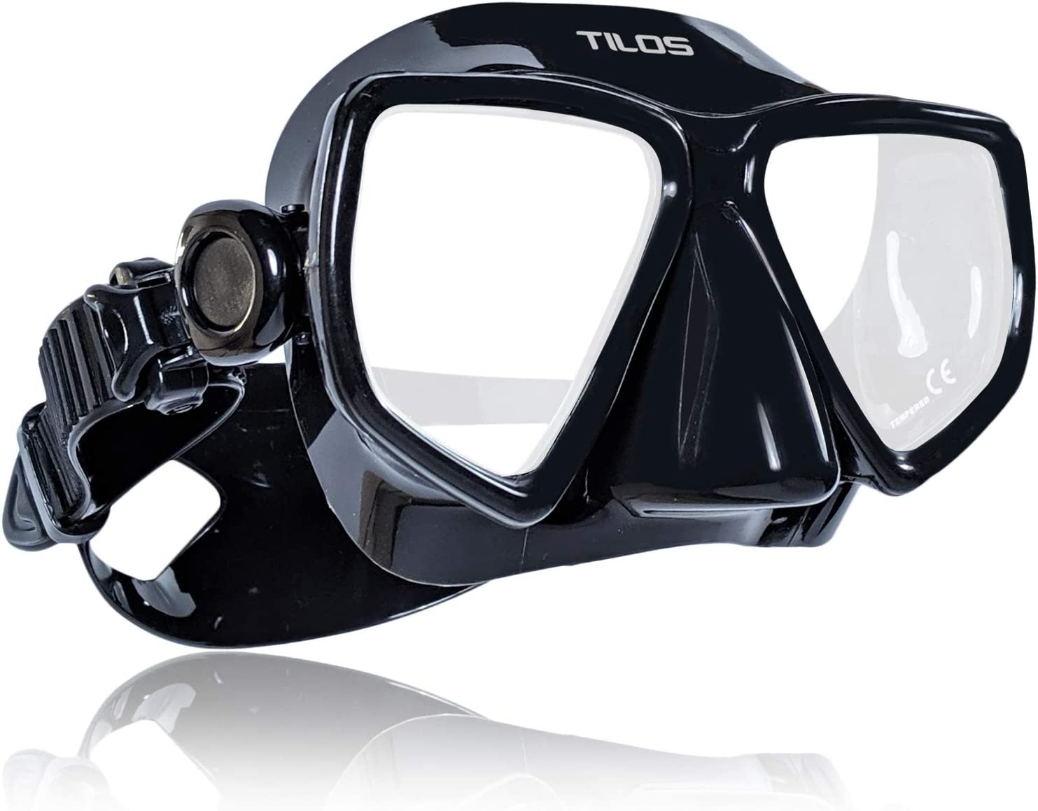 Tilos Flex Frameless Foldable Mask Fits Perfectly in Your Pocket