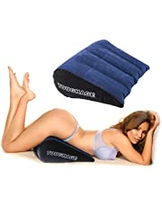Evercharm Wedge Position Cushion Magic Triangle Pillow Toy Ramp for couples women Men Relaxation