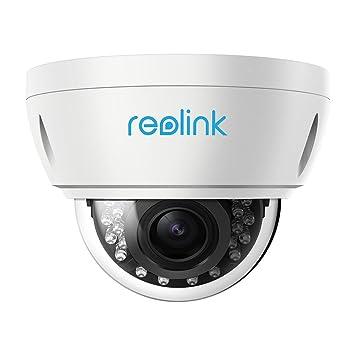 Reolink RLC-422 Cámara de seguridad IP Exterior Almohadilla Negro, Blanco 2560 x 1440Pixeles