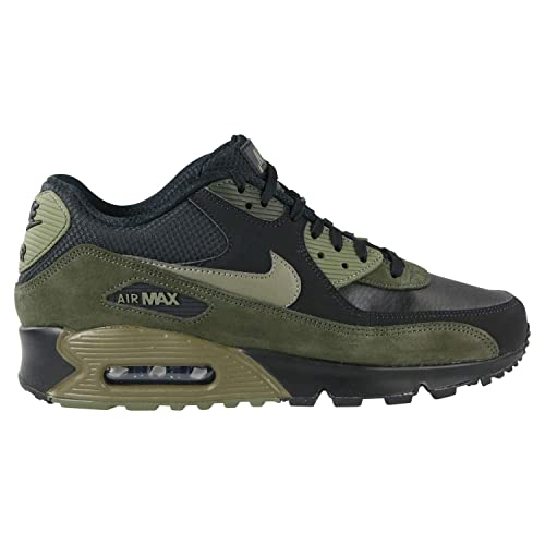 air max 90 leather baskets homme