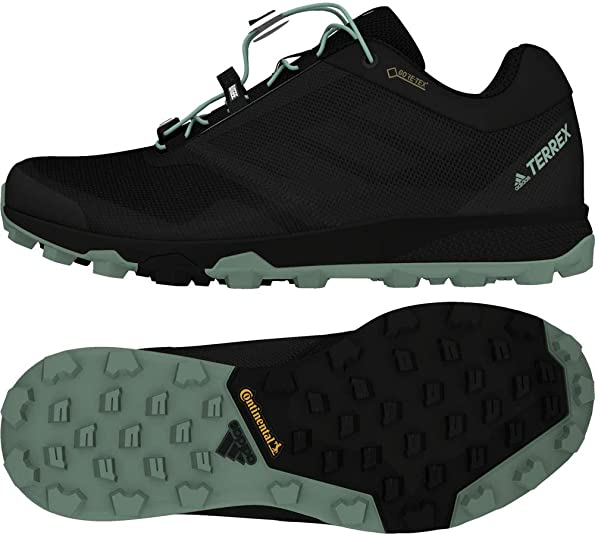 Adidas Terrex Trailmaker GTX W, Zapatillas de Trail Running para Mujer, Gris (Carbon/Negbás/Vercen 000), 44 EU: Amazon.es: Zapatos y complementos