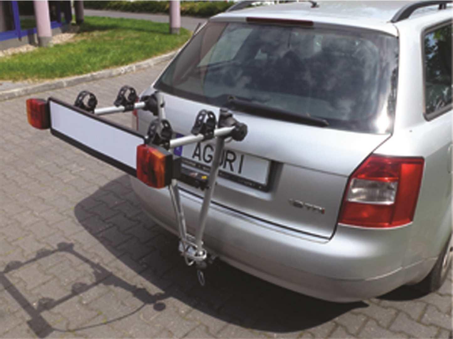 AGURI Lichtleiste für Heckträger Fahrradträger zusätzlich ...