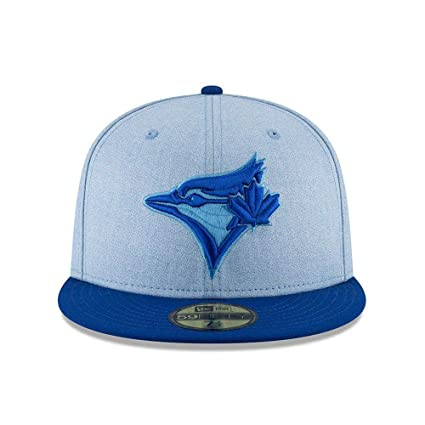 the latest 804e2 deb9f Men s Toronto Blue Jays New Era Light Blue 2018 Father s Day On Field  59FIFTY Fitted Hat, Fan Shop - Amazon Canada