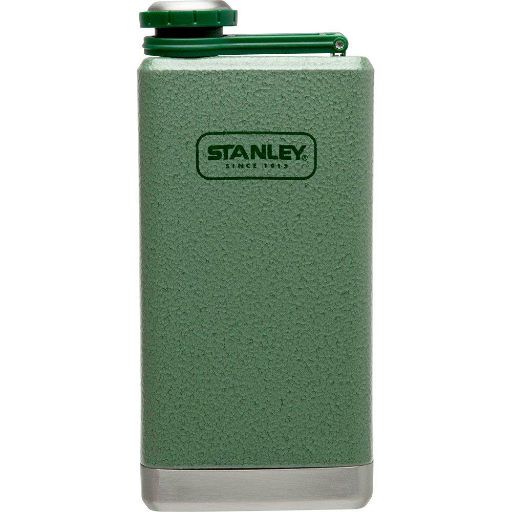 Stanley Adventure Stainless Steel Flask 8oz Hammertone Green
