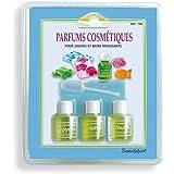 Sentosphère - Sentosphere - 700 - Recharge - Etui 3 Parfums Pour Cosmétiques