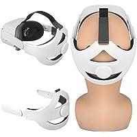 Esimen Adjustable Head Elite Strap for Oculus Quest 2 Headband with Cushion Pad Strap, Design Balance Weight, Reduce…