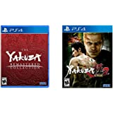 Yakuza Remastered Collection - PlayStation 4 & Yakuza Kiwami 2: Standard Edition - PlayStation 4