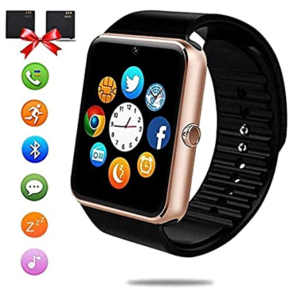HSXQQL Pulsera Inteligente Bluetooth Smart Watch, Smartwatch ...