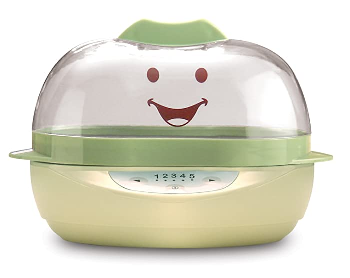 Baby Bullet BSR-0801N Turbo Food Steamer