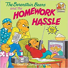 watch berenstain bears homework hassle
