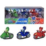 Dickie Pj Masks 3 Pack  Oyuncak Araba Seti