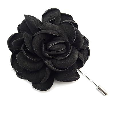 TOOKY Flower Lapel Pin Brooch Handmade Brooches Corsage Hair Clip Clip NxkvbLeSG