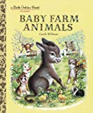 Baby Farm Animals, Golden Books Staff, 0307021750