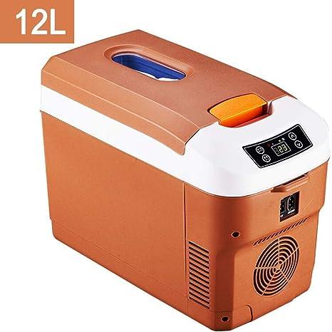 WJSW Refrigerador portátil para automóvil de 12 l, Mini ...