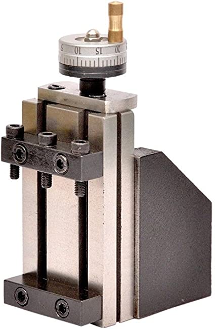 MINI VERTICAL SLIDE {Suitable for Bench Lathes upto 150mm Swing}