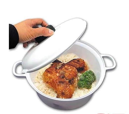 Latorre Cocina Olla para Horno microondas con Capacidad de 2,85 ...