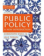 Public Policy: A New Introduction